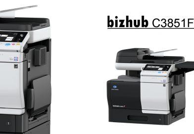 bizhub C3851FS