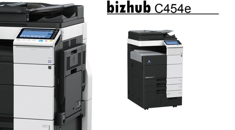 bizhub C454e