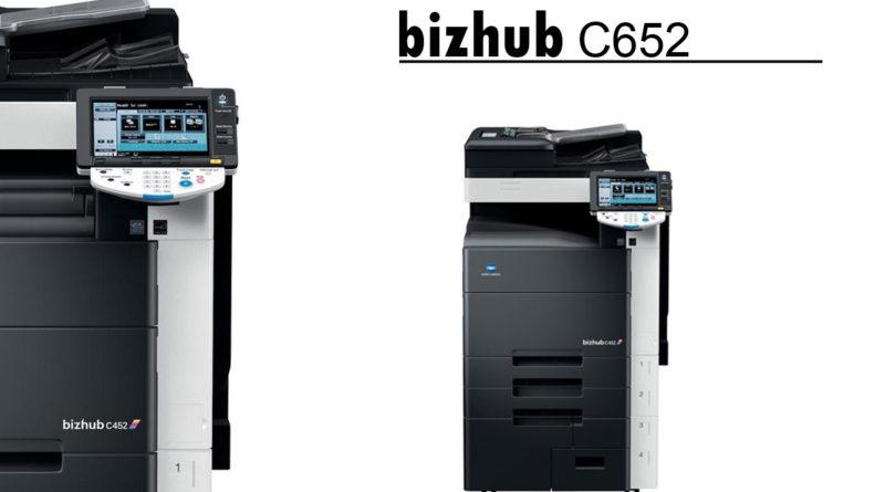 bizhub C652