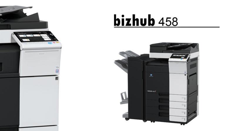 bizhub 458