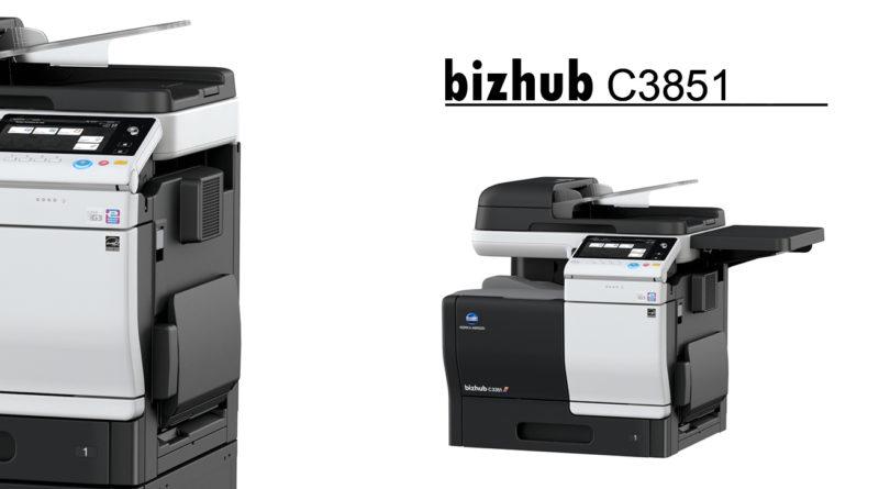 bizhub C3851